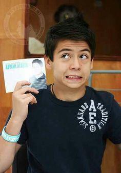 Adrian Alonso Barona is soooooooooooooooooooo CUTE!!!