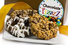 Chocolate Pizazz makes the best chocolate covered pretzels in Texas!  Make the sweet person in your life happy with something from Chocolate Pizazz!   http://www.chocolatepizazz.com/shop/
