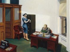 the redlist-Edward Hopper,Wall Art,Fine Art print,Gallery Canvas wrap,(Custom Sizes Available Up To 60 inches) Henri Matisse, Claude Monet, Edward Hopper Paintings, Claudia Tremblay, Walker Art, Whitney Museum, Oil Painting Reproductions, Art Archive, Morning Sun