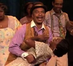 "@DavidAlanGrier and the cast of ""The Gershwins' Porgy and Bess"" just killed it on Jimmy Fallon's Broadway week."