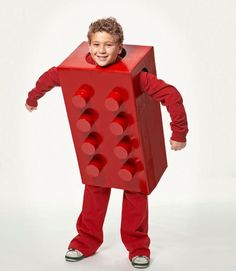 Devil Halloween Costume - How to Make a Child's Devil Halloween Costume - Country Living- its not the right pic:(