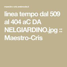 linea tempo dal 509 al 404 aC DA NELGIARDINO.jpg :: Maestro-Cris