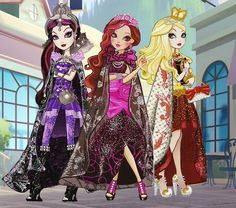 Ever After High: Legacy Day