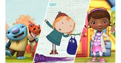 8 programas de TV creados por expertos en educación preescolar | Common Sense Media
