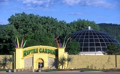 Reptile Gardens Rapid City  i was here in  1958....never forget those snakes in that pit, man standing on box in the middle of 'em, poking 'em with a medal  rod hook at the end of it. wow