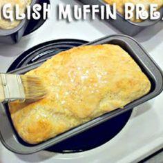 Carole's English Muffin Bread - Just A Pinch