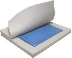 Eez® Lite Seat Cushion Pressure 18 X 16 X 2 Inch Gel / Foam