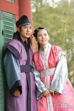 Ballad of Seodong(Hangul:서동요;hanja:薯童謠;RR:Seodong-yo) is a South Korean television series starringJo Hyun-jae,Lee Bo-youngandRyu Jin. Hearing thatPrincess Seonhwa, daughter of KingJinpyeong of Silla, was beautiful, Seodong  writes a song saying that the princess visits Seodong's room every night, and it quickly spreads throughout the kingdom and beyond, until it reaches the palace in Silla.