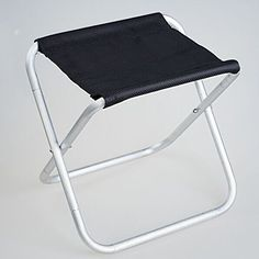 KARELU Mini Folding Chair Aluminum Chair Camping Stool for Camping/Traveling >>> You can find more details by visiting the image link.