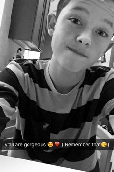 My internet famous crush that I probably have the best chances with Jacob Sartorius
