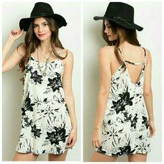 **New** Adorable Print Mini Dress 100% Polyester Dresses Mini