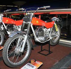Montesa Cota 247 MK IV Año: 1972 Unidades fabricadas: 7.200