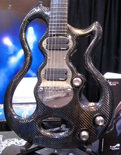 Cool Guitars - Unusual Guitar Pics | Cool Pictures | Cool Stuff