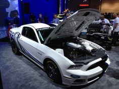 2013 Ford Mustang Cobra Jet front #UsedEngines