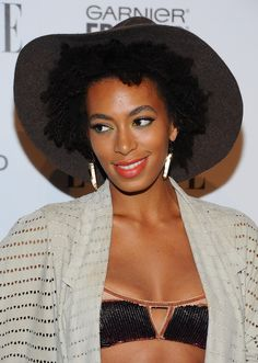 Solange Knowles in ELLE's 2nd Annual Women In Music Event - Arrivals