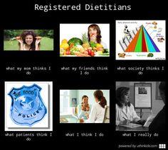 Registered Dietitians