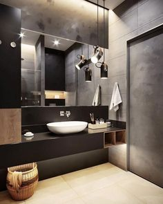 The bathroom ideas design is one area that can alter the wearer's mood. Bathrooms that are clean, attractive, and also have a neat arrangement