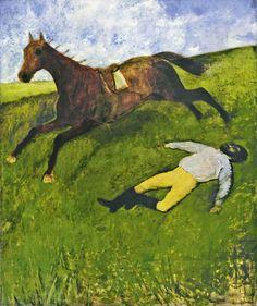 c. 1896-1898. Oil on canvas. 180,6 x 150,9 cm. Kunstmuseum Basel, Basel.
