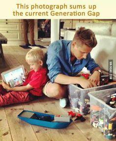 Generation Gap