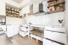 #Furniture #MadeToMeasure #Kitchen #InteriorDesign #FronteDesign Loft Kitchen, Kitchen Cabinets, Interior Design, Modern, Table, Furniture, Home Decor, Nest Design, Trendy Tree