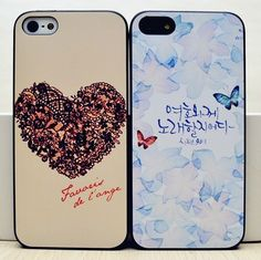 Fantasy Butterfly Printed Cover for Iphone5 - iPhone Cases - Cases Guess You Like It