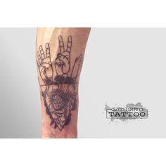 420 tattoo geometric flower tattoo