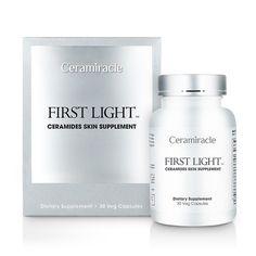 First Light Ceramides Skin Supplement  - Ceramiracle