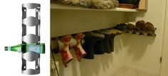 Boots and clogs storage - IKEA Hackers