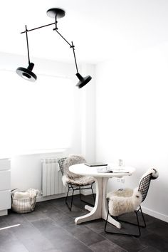 Simple white kitchen inspiration