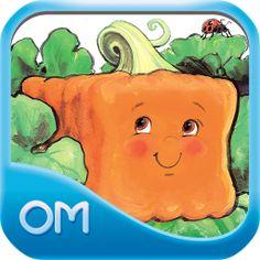 Spookley the Square Pumpkin  Spookley the Square Pumpkin là một ứng dụng bao gồm bộ truyện thiếu nhi cùng tên. Ứng dụng còn đi kèm nhạc nền, mở rộng khung truyện. Có 3 cách để đọcSpookley the Square Pumpkin: - Read to me: kể lại câu chuyện và các từ sẽ được tô sáng theo lời đọc. - Read it myself: đọc thầm câu chuyện – cách đọc truyền thống. - Auto play: câu chuyện sẽ được diễ