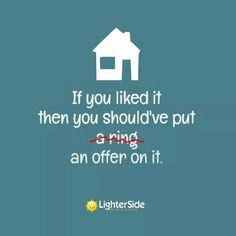 Image result for real estate quotes a ring on it