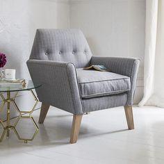 Martini Armchair in Wool