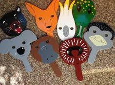 australian animal masks - Google Search