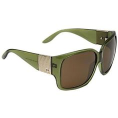8a0caff4a98d Amazon.com  Anon Fashionably Late Sunglasses - Green Crystal   Brown  Shoes