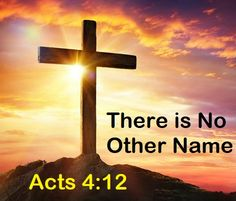 GOD Morning from Trinity, TX Today is Monday 4-12-2021 Day 102 in the 2021 Journey Make It A Great Day, Everyday! No Other Name Today's Scripture: Acts 4:12 (NKJV) Nor is there salvation in any other, for there is no other name under heaven given among men by which we must be saved.""