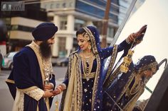 Kiran and Gurteg – Incredible Wedding Day at the Sikh Temple and Downtown