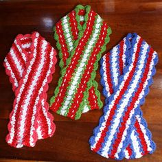 easy holiday scarves