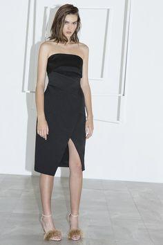 CROSSING BORDERS DRESS black