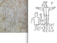 Alexamenos graffito, circa 3rd century