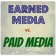 Skip the cheap advertising and go for good, old-fashioned earned media! It takes hard work, but the pay off is well worth the effort. This is a huge part of our strategy at Minerva. #socialmedia #marketing #b2bmarketing #b2b #tips #socialmediamarketing #advertising