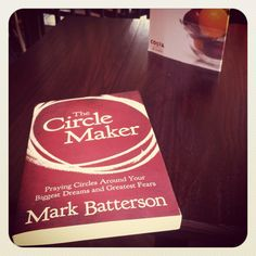 Mark Batterson is the man. And as such, this book is IT!