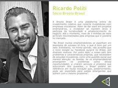 Saiba mais sobre Ricardo Politi, um dos 4 participantes que integram a mesa de debates da 2ª edição do Conexão Empresarial. Vale a pena conferir !