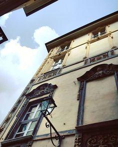 #Torino #Turin #viaBarbaroux #seemycity #igerstorino #blue #sky #clouds