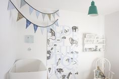 Katrines Interiør: - so beautiful - if only I could understand the language Kids Bedroom, Kids Rooms, Childrens Rooms, Kids Decor, Home Decor, Decor Ideas, Big Design, Inspiration For Kids, Kid Spaces