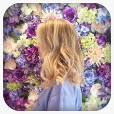 Bright blonde balayage and 10 @hotheadshairextensions for thickness by Stylist, Catelyn Hooser. #freshairsalon #freshairstylist #balayage #hotheadshairextensions #extensions #hair #fayettevillear @catehooser