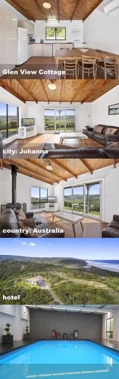 Glen View Cottage, city: Johanna, country: Australia, hotel Australia Hotels, Tour Guide, Cottage, Tours, Mansions, Country, House Styles, City, Home Decor