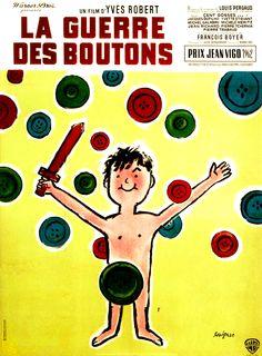 La guerre des boutons - Yves Robert