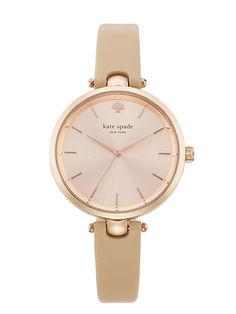 "holland skinny strap watch - kate spade new york - 25% off with code ""Merci"""