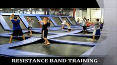 Jump America - Loads and Loads of Trampolines.  Parties, Dodgeball, Exercise, Plus Teen Party Fridays!.  Check out Groupon.com for some great deals.