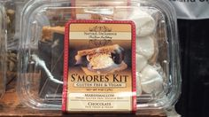 Did someone say s'mores? Natural Decadence is coming out with a gluten-free vegan s'mores kit!!!! Campfires will never be the same!